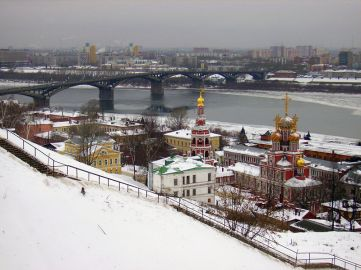 Nizhny Novgorod. Foto: Wikipedia Commons.